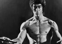 Bruce Lee-the legend of martial arts