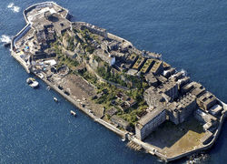 Guide to Japan: hashima Island – the Ghost town