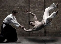 Aikido philosophy in life