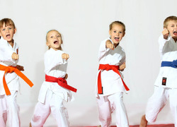 Hand to hand combat for kids and adults